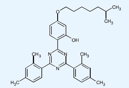 2,4-Bis(2,4-dimethylphenyl)-6-(2-hydroxy-4-isooctyloxyphenyl)-1,3,5-triazine (Appolo-1164L)