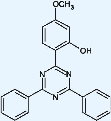 2-(2-Hydroxy-4-methoxyphenyl)-4,6-diphenyl-1,3,5-triazine (Appolo-103)