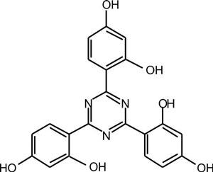1,3- Benzenediol 4,4,4-(1,3,5 triazine)-2,4,6 tris (Appolo-459)