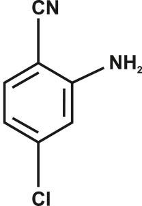 2-Amino-4-chlorobenzonitrile