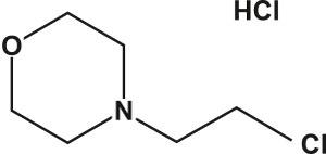 4-(2-Chloroethyl) morpholine HCl