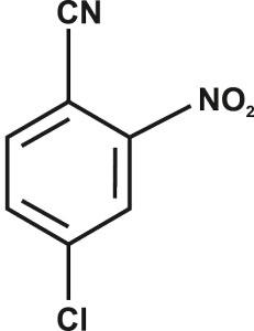 4-Chloro-2-nitro benzonitrile