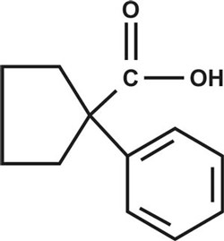 1-Phenyl-1-cyclopentanecarboxylic acid