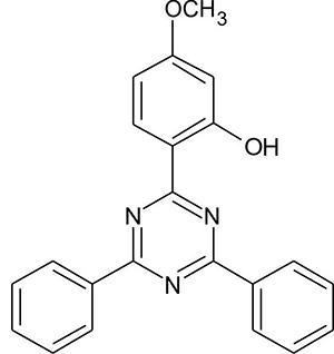 2-(2-Hydroxy-4-methoxyphenyl)-4,6-Bis(phenyl)-1,3,5-triazine (Appolo-1579 (A-103))