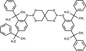 Bis (2,4-dicumylphenyl) pentaerythritol diphosphite (Sarafos S-9228)