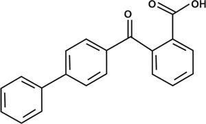 2-(4-Phenylbenzoyl)benzoic acid (4BB)