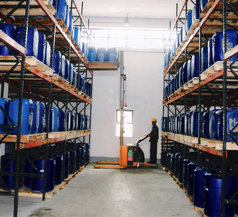 Storage & Material Handling facility